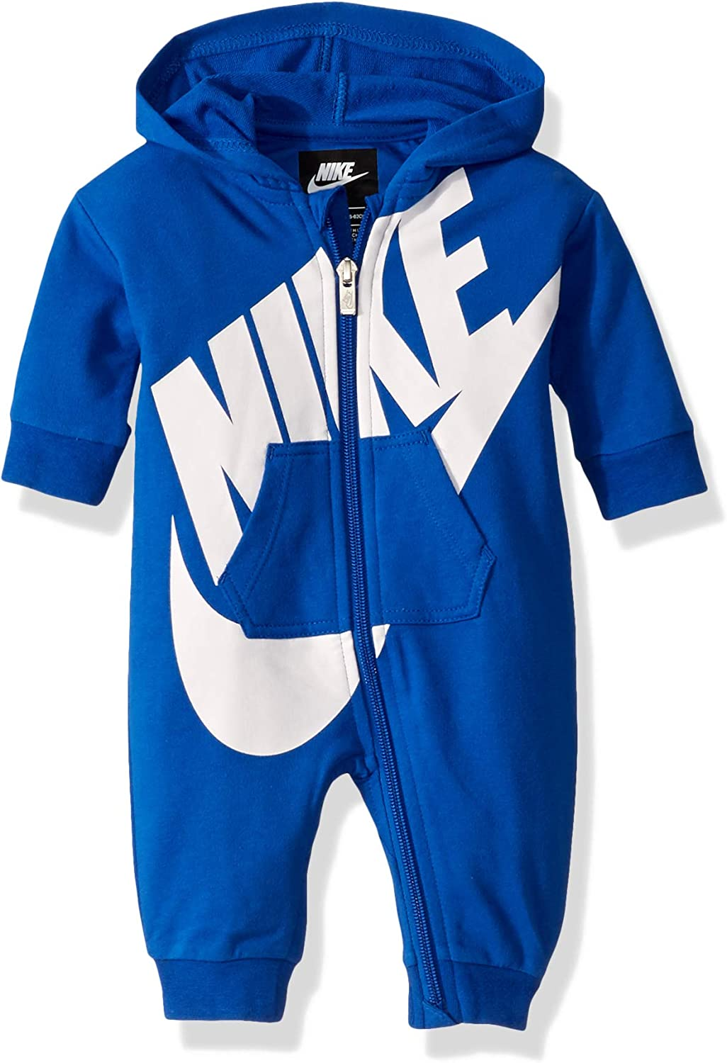 Nike Baby Boys' Hooded Coverall