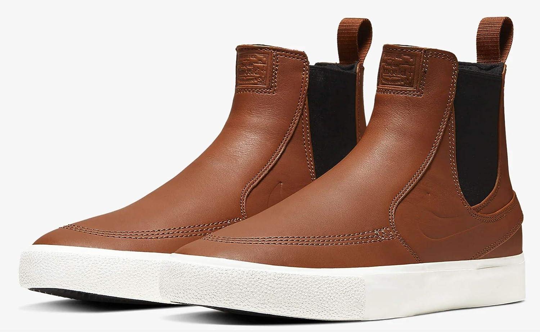 Nike Herren Slip On Sb Zoom Stefan Janoski Mid Rm Slip Ons Amazon De Schuhe Handtaschen