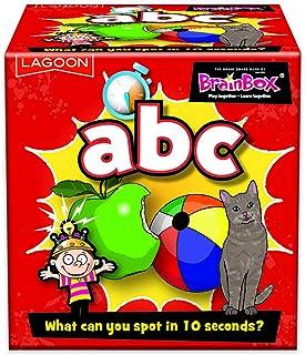 The Lagoon Group 1703 Mini Tabletop BrainBox ABC, Multi