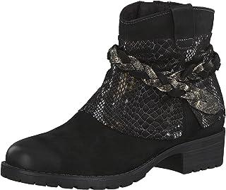 Tamaris niki noir femme chaussures bottines boots