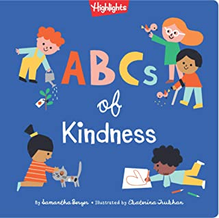 ABCs of Kindness: A Highlights Book about Kindness