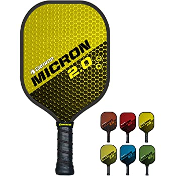flybold Pickleball Paddle Graphite Face Polymer Honeycomb Core Ultra Cushion Gri
