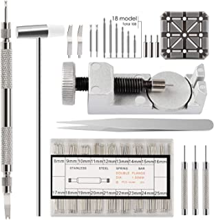 Watch Link Remover kit for Watch Band Adjustment and Repair