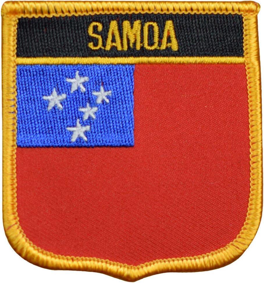 Samoa Patch - Polynesian Savai'i All stores are sold Apia Manono Apolima Upolu At the price