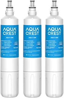 AQUA CREST F-1000 Undersink Water Filter, Replacement for F-1000 and AquaPure AP Easy C-Complete, Pack of 3