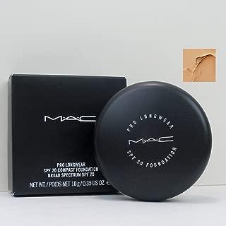 MAC Pro Longwear SPF 20 Compact Foundation - NC40