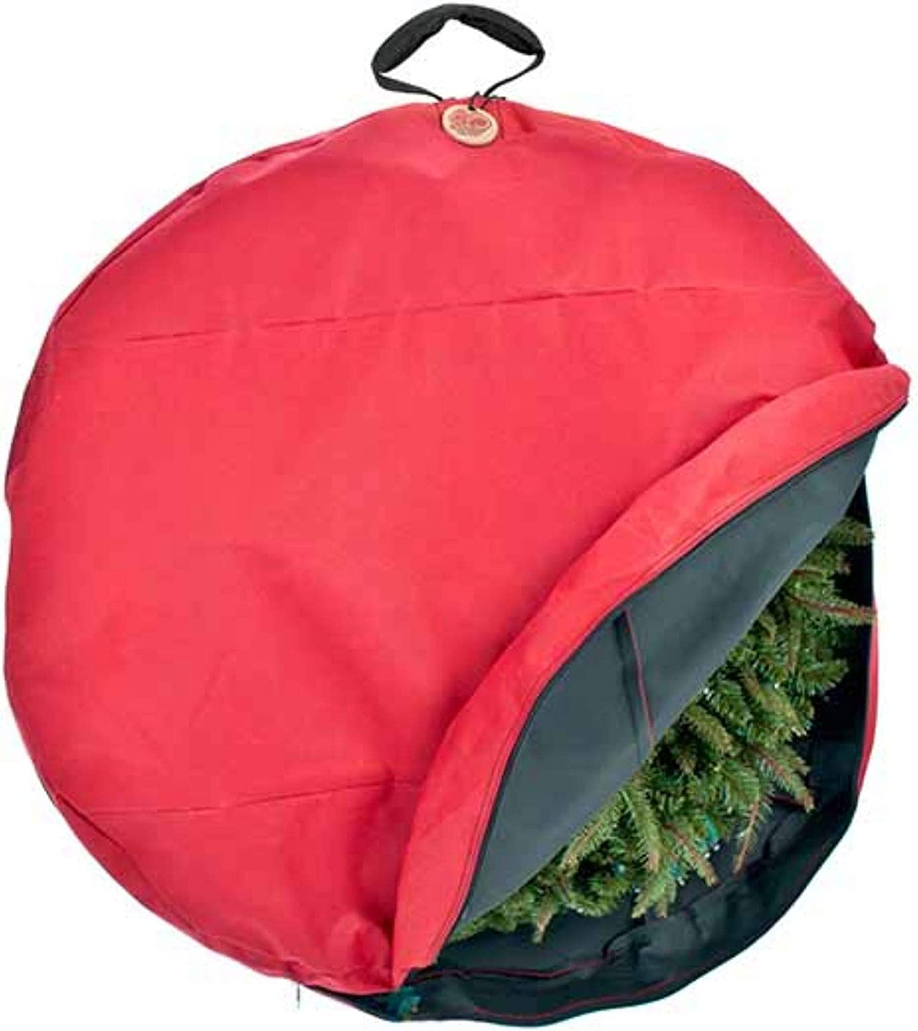 Northlight Direct Suspend Hanging Christmas Storage Wreath - Bag Limited Special low-pricing Price