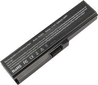 ARyee 5200mAh 11.1V PA3634U-1BRS batería del Ordenador portátil de la batería para Toshiba PA3634U-1BAS PA3635U-1BAM PA3635U-1BRM PA3638U-1BAP PA3816U-1BAS PA3816U-1BRS PA3818U-1BRS PABAS117 PABAS178