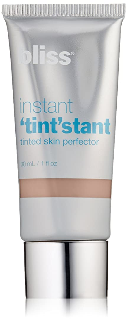 以上メロドラマティック端ブリス Instant 'Tint'stant Tinted Skin Perfector - # Soft Nude 30ml/1oz並行輸入品