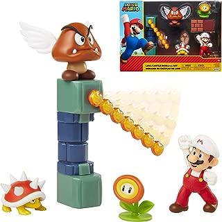 Nintendo Super Mario Lava Castle 2.5