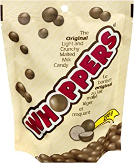 WHOPPERS Chocolate Malted Milk Ball Candy, 270 Gram