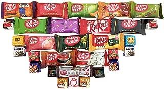 different kit kat flavors