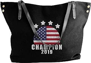 USA Women Soccer World Champion 2019 Women Shoulder Bag,shoulder Bag For Women