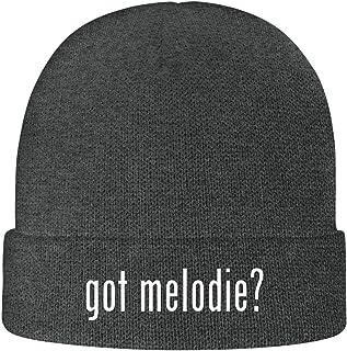 One Legging it Around got Melodie? - Soft Adult Beanie Cap