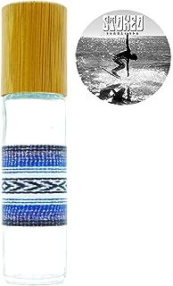 Stoked Rollie DRIFTWOOD Body Oil scent ~ handmade, roll-on perfume, phthalate free, alcohol free, moisturizing, unisex, surf, boho, vegan