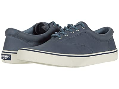 Sperry Striper II CVO Washable (Slate Blue) Men