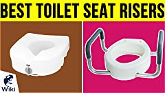 Ultratouch Heated Toilet Seat White Round Bowl By