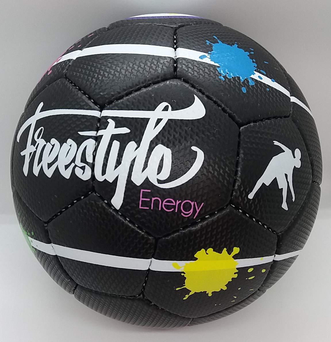 Globo Black Energy - Fútbol - Fútbol Freestyle | Freestyle Energy ...