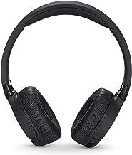 JBL T600BTNC Noise Cancelling, On-Ear, Wireless Bluetooth Headphone, Black, One Size