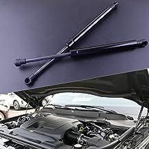 Car Lift Supports Rods Car 2pcs Front Bonnet Hood Lift Support Gas Shock Struts Damper Fit for Range Rover L322 BKK760010 2002-2009 2010 2011 2012 Shock Spring Strut Rod Prop