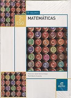 Matemáticas 2º ESO (LOMCE) (Secundaria) - 9788490787502