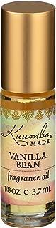 Kuumba Made, Fragrance Oil Vanilla Bean, 0.125 Ounce
