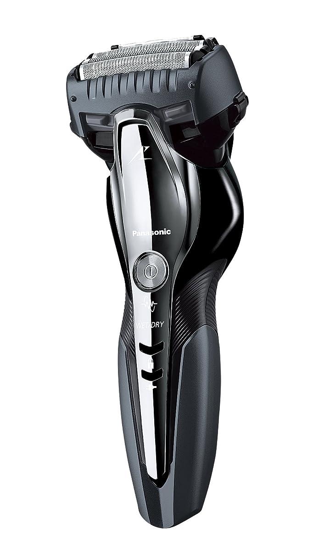 失礼怒り販売計画パナソニック ラムダッシュ メンズシェーバー 3枚刃 お風呂剃り可 グレー ES-ST8P-H