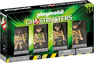Playmobil Ghostbusters 70175 - Ghostbusters Collector's Set, dai 6 anni