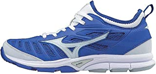 Mizuno (MIZD9 Players Trainer 2 Womens Fastpitch Softball Turf Shoe
