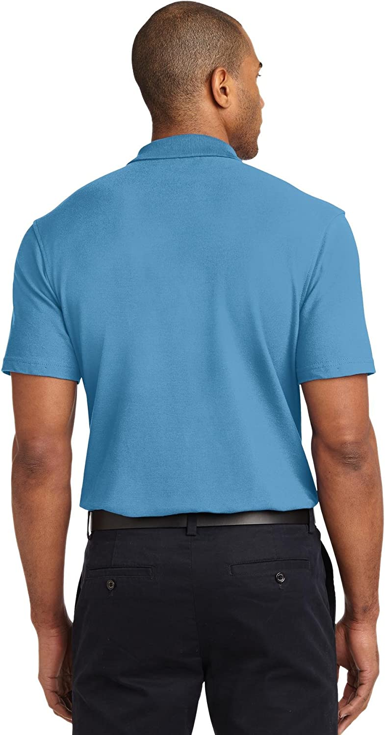 XtraFly Apparel Men's Tall Stain-Release Polo Shirt TLK510