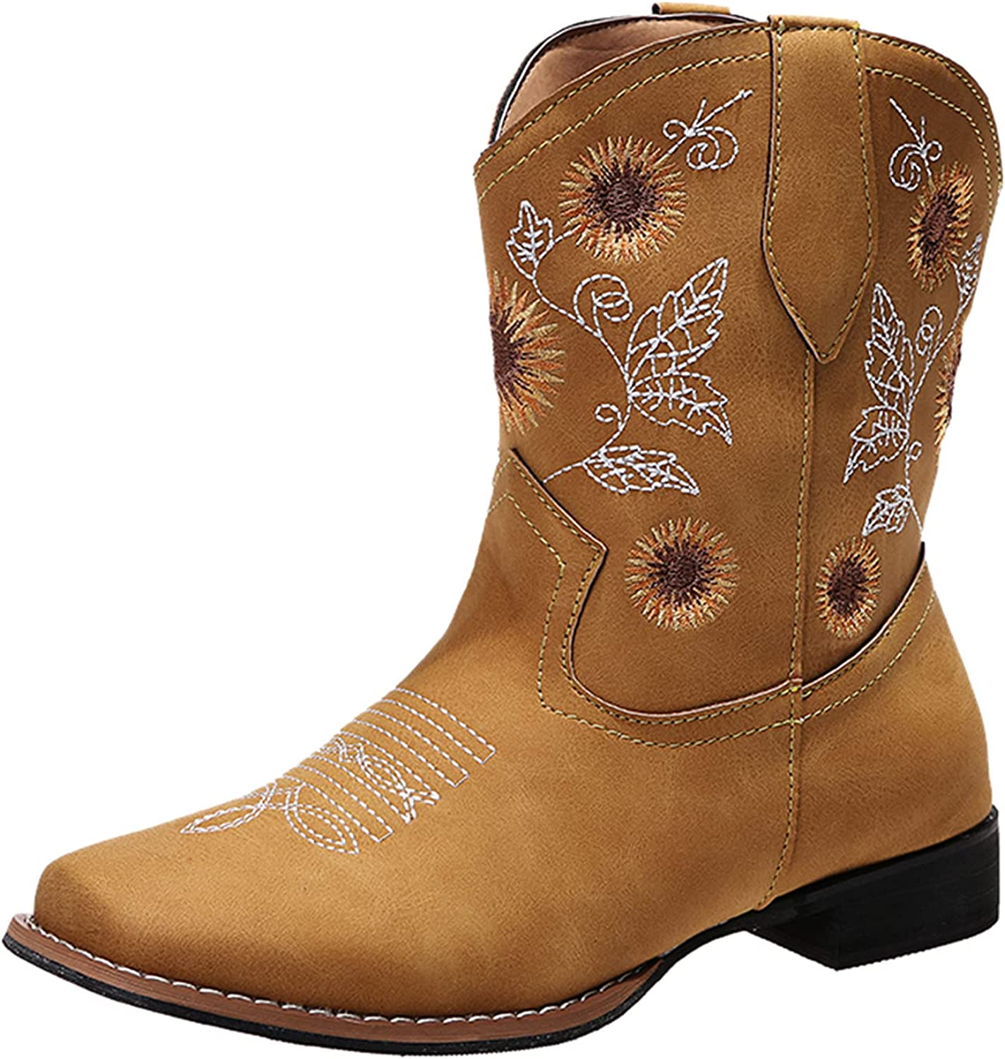 Women'S Knee-High Boots price Surprise price Western Ridin Cowboy Women Cowgirl