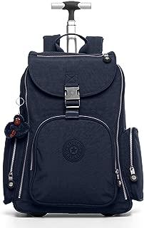 Luggage Alcatraz Solid Laptop Wheeled Backpack