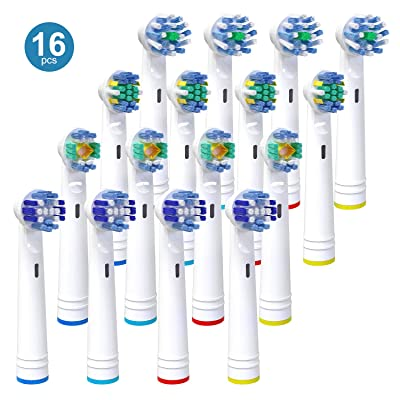 Replacement Toothbrush Heads for Oral B, iTrunk...