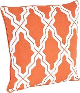 Moroccan Design Throw Pillow