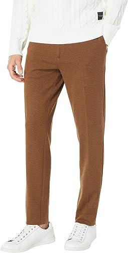 Mott Knitted Super Slim-Fit Chino