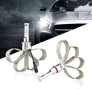 H4 Led Headlights CREE 48W 4800LM Fanless 6500K Cool White Super Bright Headlight Bulbs Conversion Kit