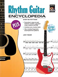 Rhythm Guitar Encyclopedia: Over 450 Rhythms, Book & 2 CDs (The Ultimate Guitarist's Reference Series)