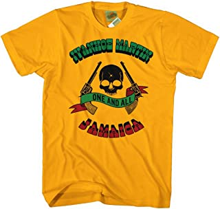 Harder They Come Inspired Jimmy Cliff Ivan Martin Ringer, Men's T-Shirt