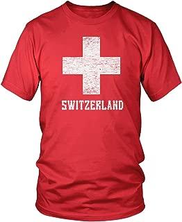 Best switzerland t shirt Reviews