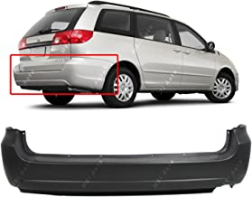 Best 2006 toyota sienna rear bumper replacement Reviews