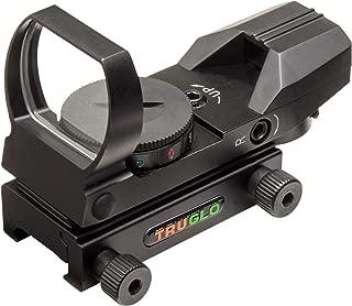 TRUGLO Dual-Color Multi-Reticle Open Dot Sight