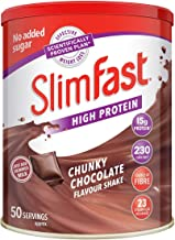 SlimFast Meal Replacement Powder Shake Chunky Chocolate 50 Serving Estimated Price : £ 24,69