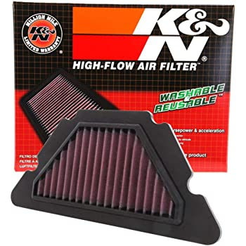 K/&N YA-6096 Yamaha High Performance Replacement Air Filter