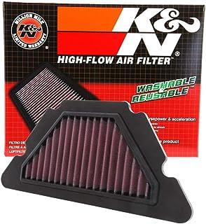 Suchergebnis Auf Für Motorrad Luftfilter K N Luftfilter Filter Auto Motorrad