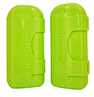 EasyPouch Independence - The No Squeeze, No Mess, self feeding utensil for baby food pouches. [2 Pack]