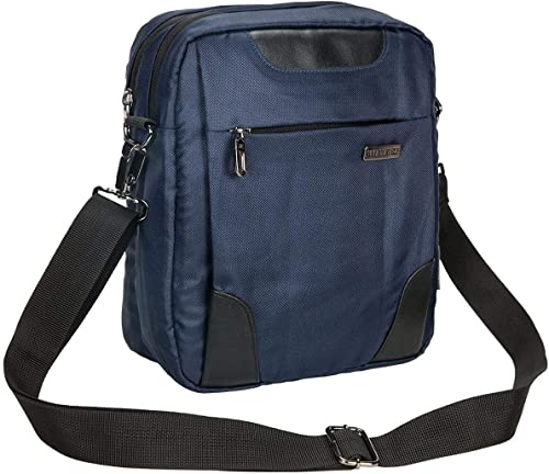 Men s Sling Bag Blue
