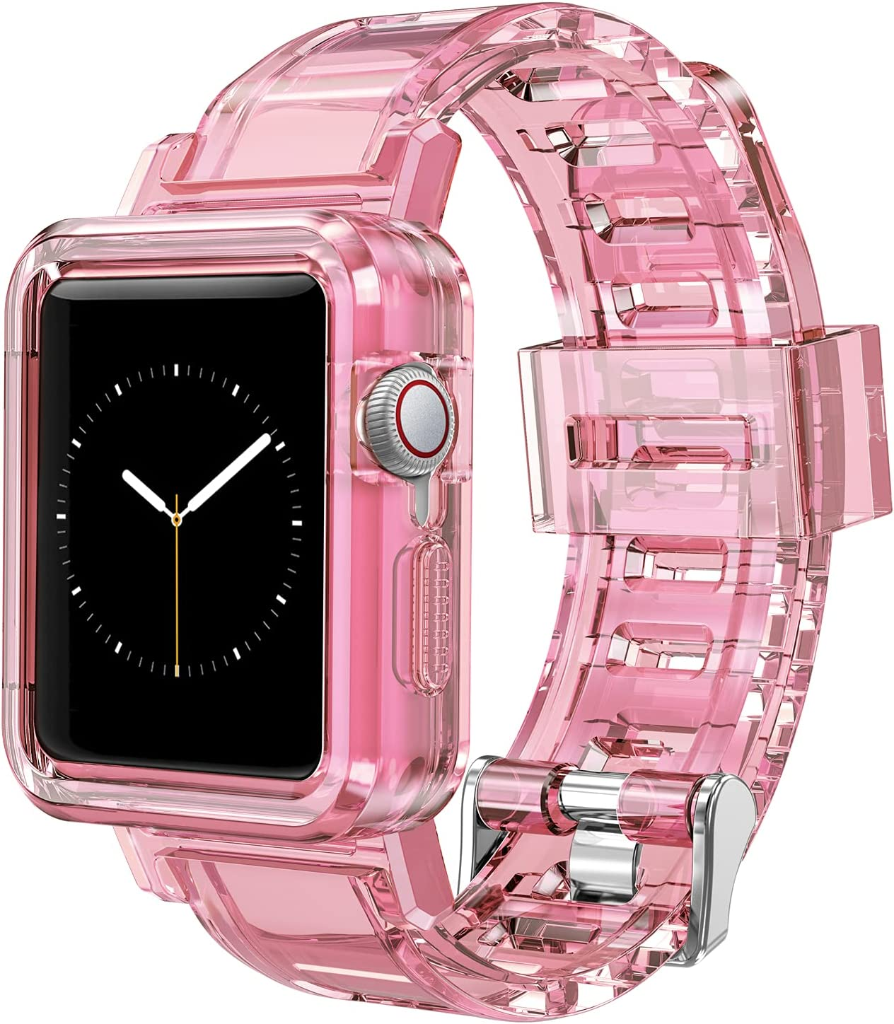 WESADN Compatible with Apple Arlington Mall Watch Band 42 44mm for Women Men T Ranking TOP10