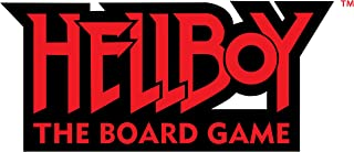Mantic Games MGHB201 Hellboy: The Board Game-Counter Upgrade Set, Unpainted