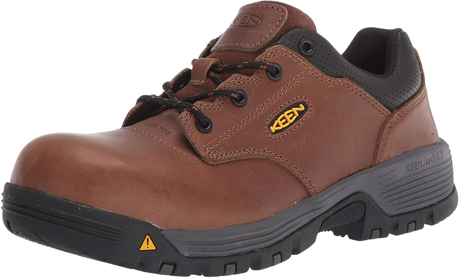 Special price KEEN Utility Men's Chicago Outlet sale feature Oxford Toe Composite Shoe Low Work