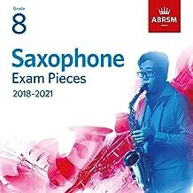 ABRSM Saxophone Exam Pieces 2018-2021, Grade 8
